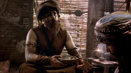 Intialaisia Roomassa (HBO:n tv-sarja Rome, 2005)