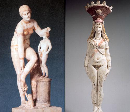 Kaksi Afroditea